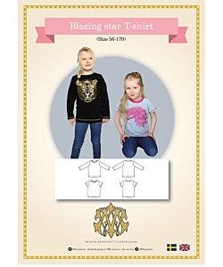 MW Patterns Blazing Star T-shirt