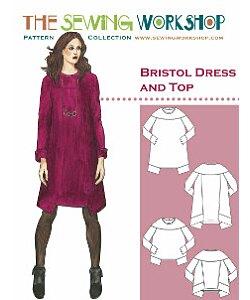 Sewing workshop Bristol top dress