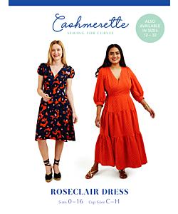 Cashmerette Roseclair dress