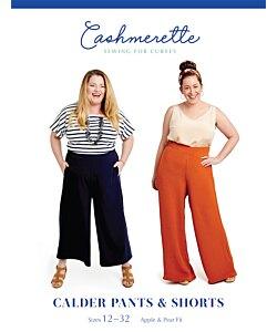Cashmerette Calder Pants