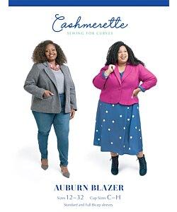 Cashmerette Auburn Blazer