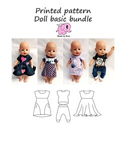 Made by Runi  Doll basic bundle