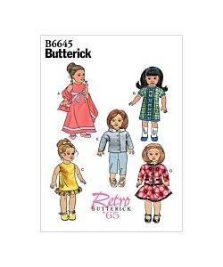 Butterick 6645