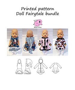 Made by Runi  Doll fairytal bundle