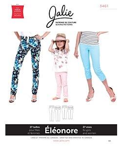 Jalie 3461 Éléonore