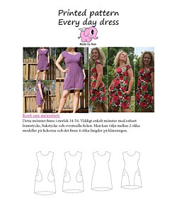 Made by Runi Every day dress dam