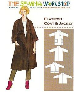 Sewing workshop Flatiron coat