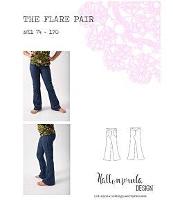 Hallonsmula design Flare Pair