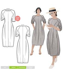 Style Arc Kent Woven Tunic