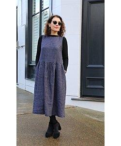 Tessuti Felicia Pinafore dress