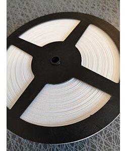 Snedslå bomull 18 mm vit 3 m