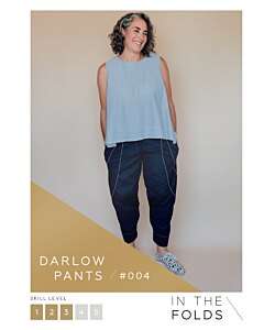 In the folds Darlow pants
