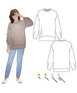 Style Arc Jara Knit Tunic