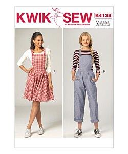 Kwik Sew 4138