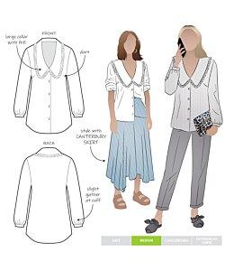 Style Arc Kennie Woven Shirt