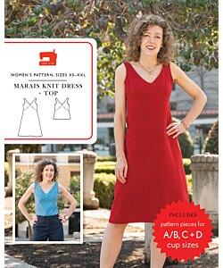 Liesl + Co. Marais Knit dress