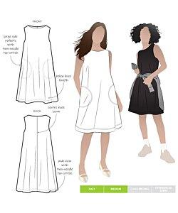 Style Arc Lena Shift  Dress