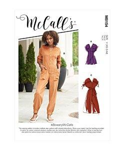 McCall's 8154