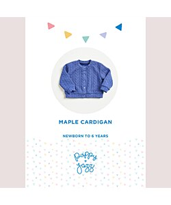 Sew Over It Maple Cardigan