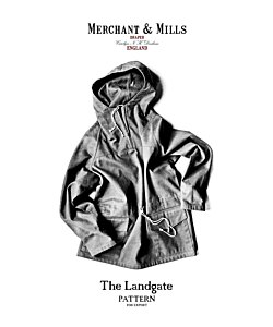 Merchant and Mills Landgate anorak