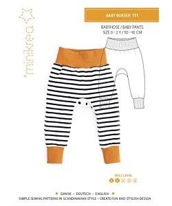 Minikrea 00111 Monkey Pants