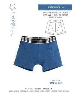 Minikrea 00114 Boxer Shorts