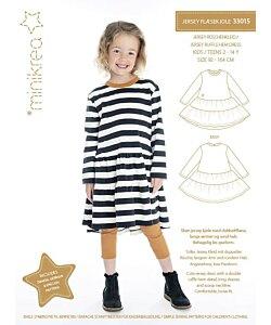 Minikrea 33015 Jersey klänning
