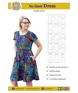 MW Patterns No limit dress dam
