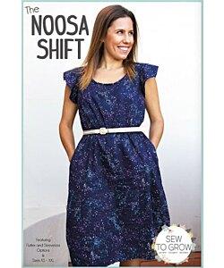 Sew to Grow Noosa shift dress