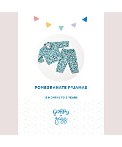 Sew Over It Pomegranate Pyjamas