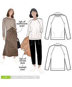 Style Arc Preston Knit Sweater