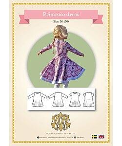 MW Patterns Primrose dress