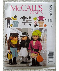 McCall's 6804