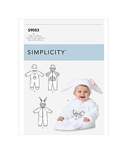Simplicity 9053