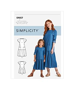 Simplicity 9057