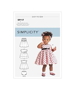 Simplicity 9117