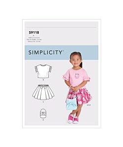 Simplicity 9118