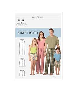 Simplicity 9127