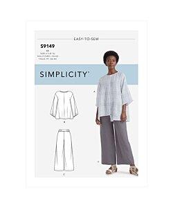 Simplicity 9149