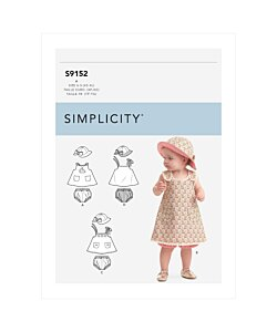 Simplicity 9152