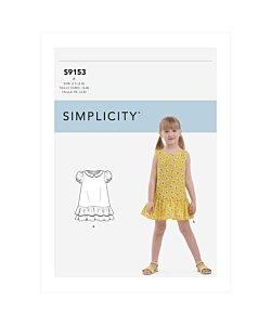 Simplicity 9153