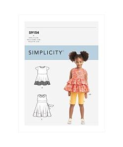 Simplicity 9154