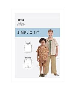 Simplicity 9155