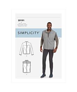 Simplicity 9191