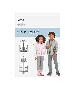 Simplicity 9193
