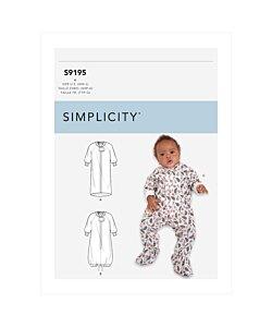 Simplicity 9195