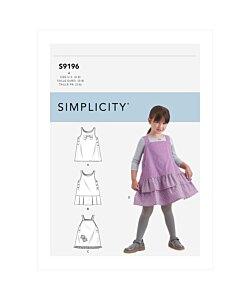 Simplicity 9196