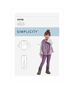 Simplicity 9198
