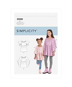 Simplicity 9200