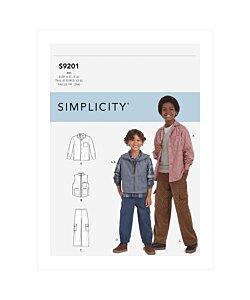 Simplicity 9201